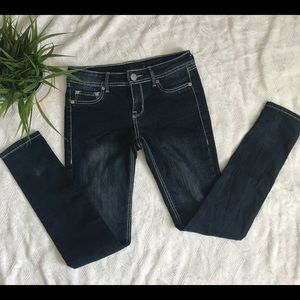 Vigoss Collection Sz 3/4 The Legging Skinny Jean